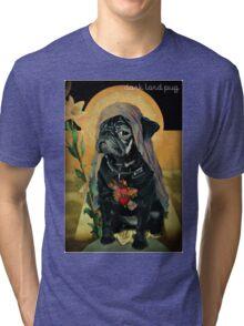 holy black Tri-blend T-Shirt