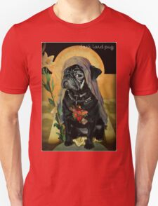 holy black Unisex T-Shirt