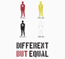 different but equal by salship