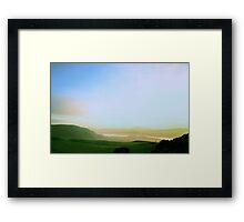 Raghtin Mor, Inishowen, Donegal Framed Print