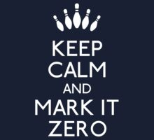 Keep mark it zero by OhMyDog