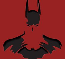 Batman Silhouette by bandcrook