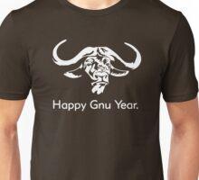 Happy Gnu Year Unisex T-Shirt