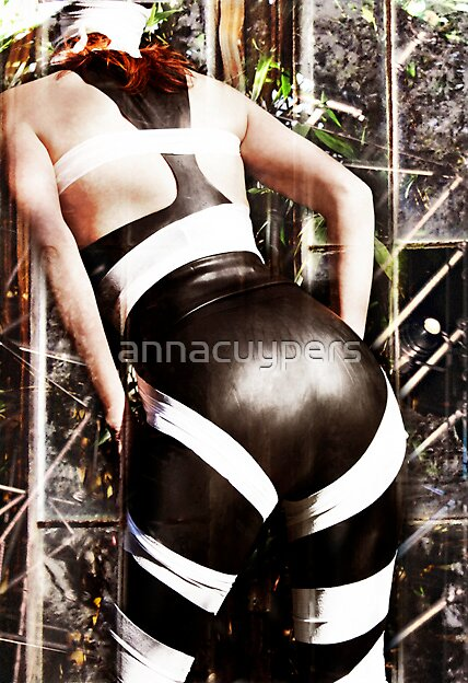 black suit by annacuypers