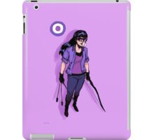 Kate Bishop iPad Case/Skin