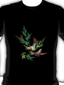 Fractal Leaves T-Shirt