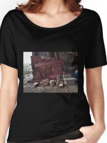 Cast Away Women's Relaxed Fit T-Shirt