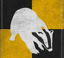 Game of Thrones Banner - Hufflepuff by Serdd