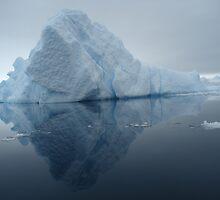 Icebergs by Zac Gillett