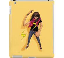 Ms. Marvel iPad Case/Skin