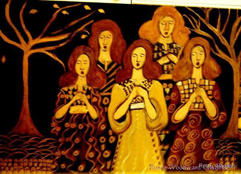 Golden Choir by Rusty  Gladdish