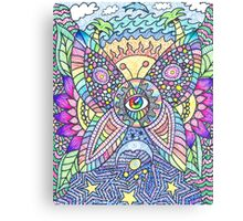 """""""Flutterby"""" Canvas Print"""