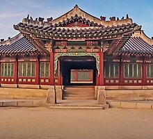 Changdeokgung Palace by TonyCrehan