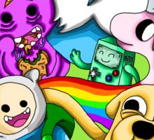 Adventure Time! Sticker