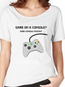 Damn Console Peasant Women's Relaxed Fit T-Shirt