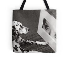 Art Student Tote Bag