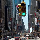 Green Light on Broadway by Ian Johnston