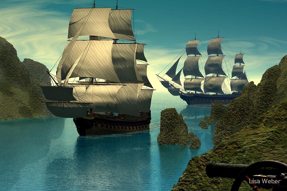 Beware of Coves by Lisa  Weber
