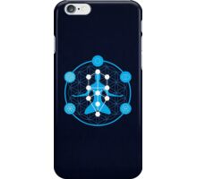 Spirituality and Flower of Life iPhone Case/Skin