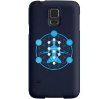 Spirituality and Flower of Life Samsung Galaxy Case/Skin