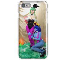 Easter darkstalkers:MINE! iPhone Case/Skin