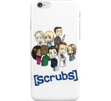 Scrubs Cartoon iPhone Case/Skin