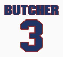 National Hockey player Garth Butcher jersey 3 by imsport