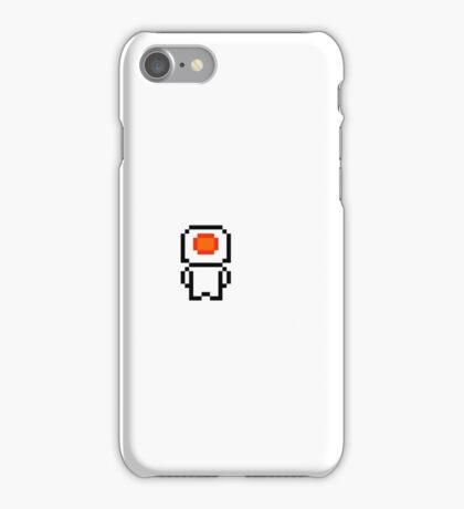 Portal 2 P-Body Pixel Art! iPhone Case/Skin