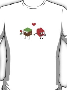 Building Love  T-Shirt