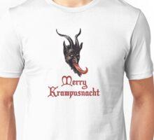 Merry Krampusnacht Unisex T-Shirt