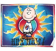 Hey Now!!! Charlie Brown Poster