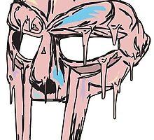 mf doom mask by -osh