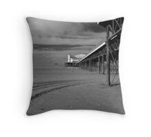 Grand Pier Throw Pillow