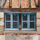 Gatehouse Details by Bethany Helzer