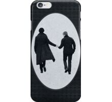 back together iPhone Case/Skin