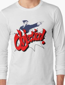Objection Long Sleeve T-Shirt