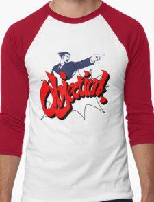 Objection Men's Baseball ¾ T-Shirt