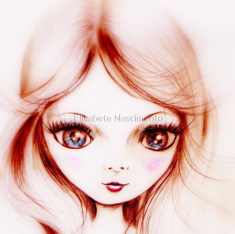 Faerie face by Elisabete Nascimento