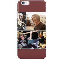 Jaime Precadio iPhone Case/Skin