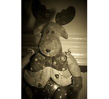 Rudolph? Photographic Print