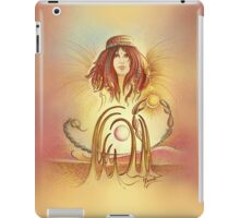 """THE SCORPIO"" - Protective Angel for Zodiac Sign iPad Case/Skin"