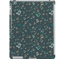 Music pattern iPad Case/Skin