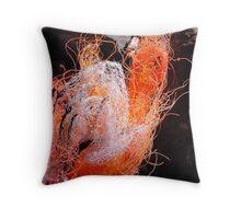 beachflower Throw Pillow