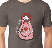 Cute Little Babushka 2 Unisex T-Shirt