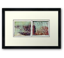 the sooner Framed Print