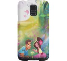 Growing magic Samsung Galaxy Case/Skin