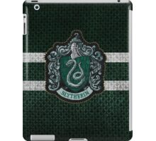 Slytherin Knitted iPad Case/Skin