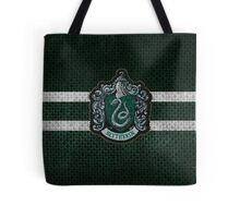 Slytherin Knitted Tote Bag