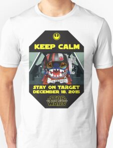 Keep Calm, Stay on Target! T-Shirt
