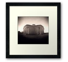 City Observatory, Edinburgh Framed Print